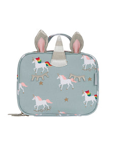 Sophie Allport Unicorn Childrens Oilcloth Lunch Bag