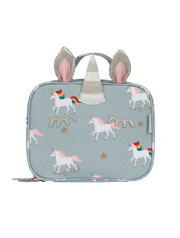 Sophie Allport Unicorn Childrens Oilcloth Lunch Bag (PVC55590S)