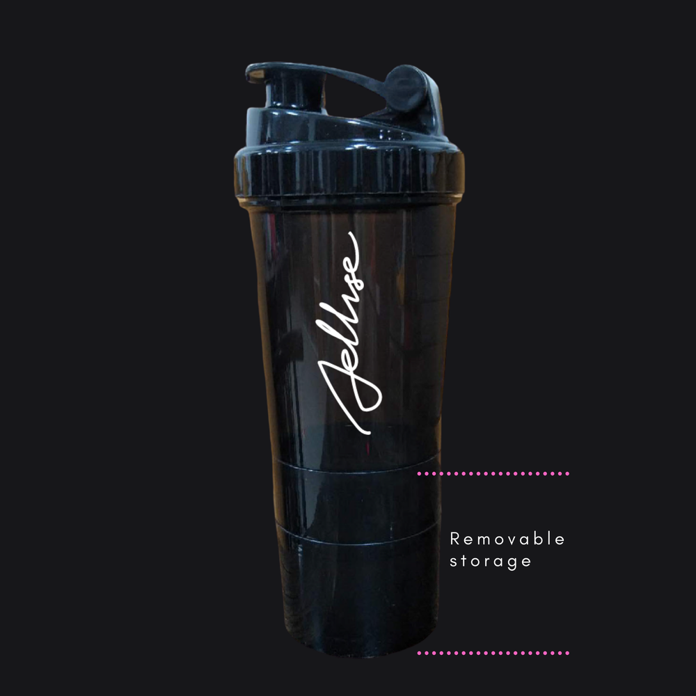 SELLISE SPORT Shaker Shaker 600ml - Black