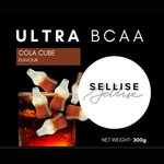 SELLISE SPORT Supplements Ultra BCAA - Cola Cube