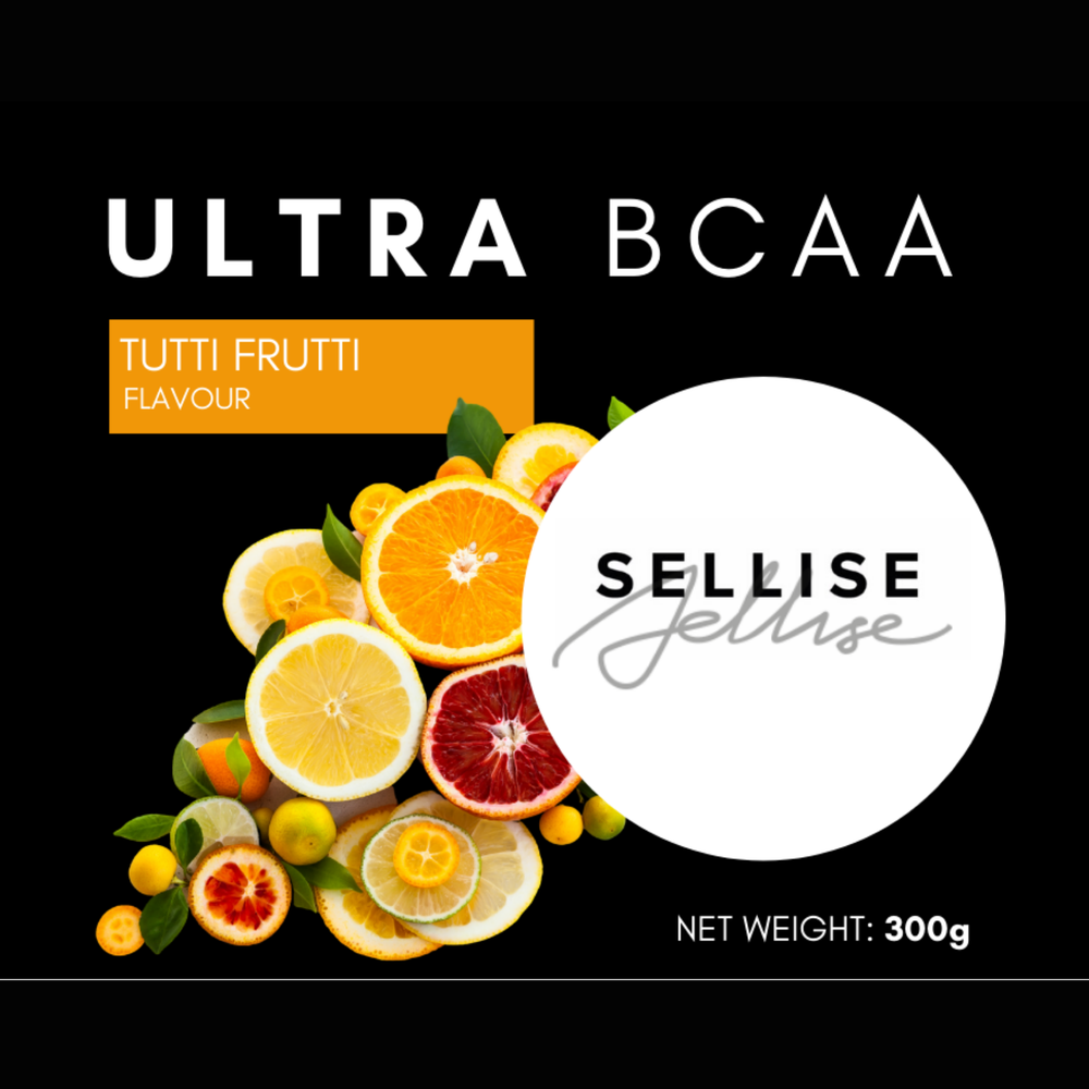SELLISE SPORT Supplements Ultra BCAA - Tutti Frutti