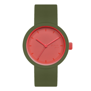 O clock Great Esmalte Rojo / Olivo