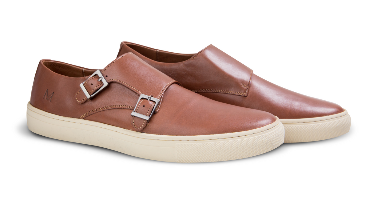 Monk Strap Casual Whisky