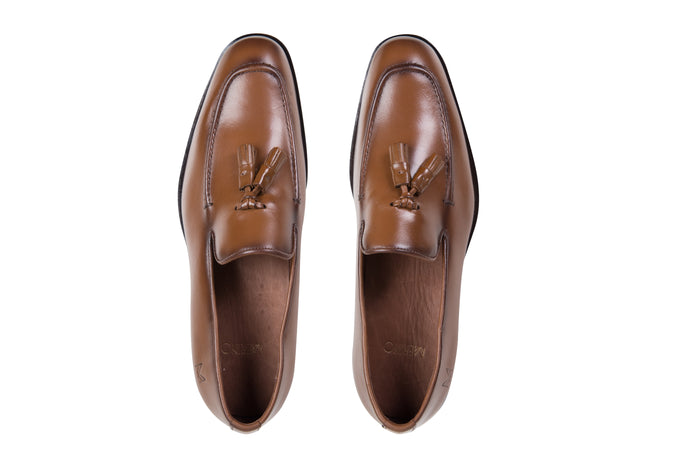 Loafer Tassel Whisky