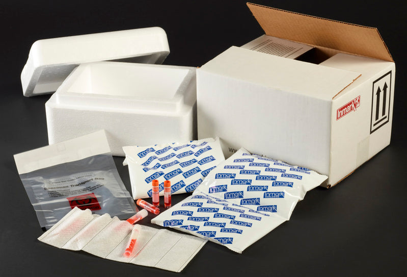 Biological Substance Extreme Ambient Shipping Kit Category B