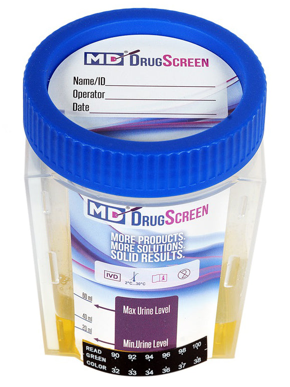 MD DrugScreen Cup Drug Test