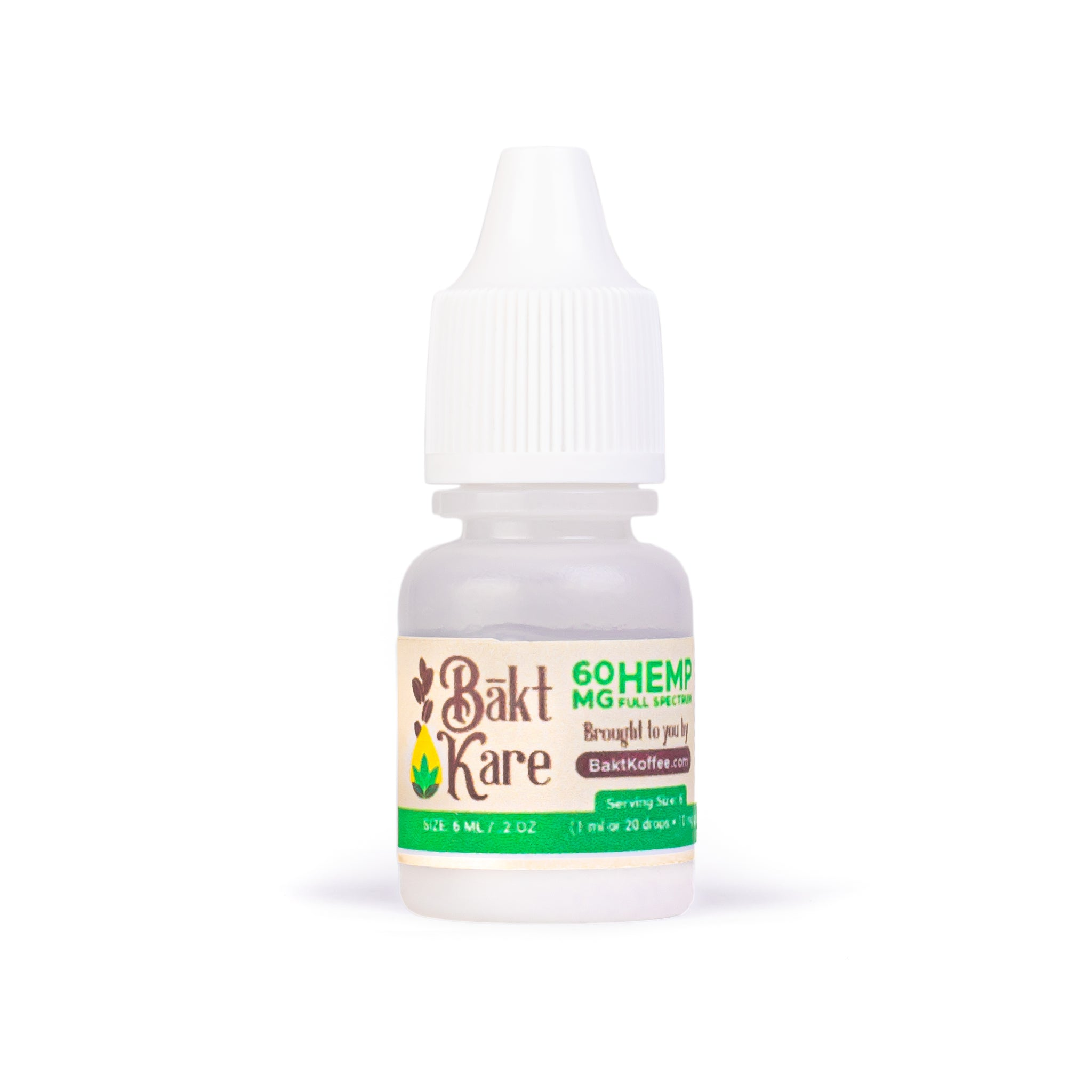Bākt Kare - Water Soluble Hemp Drops