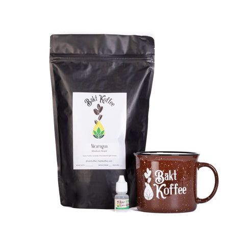 Coffee and Calm Gift Set