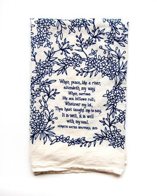 Hymn Tea Towels