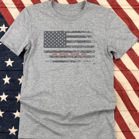 One Nation Under Tee