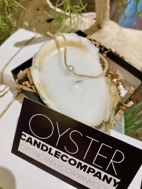 Individual Oyster Candles