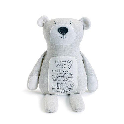 Poetic Threads Bear