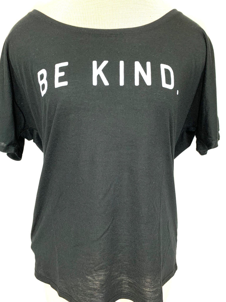 Be Kind Shirt Black W