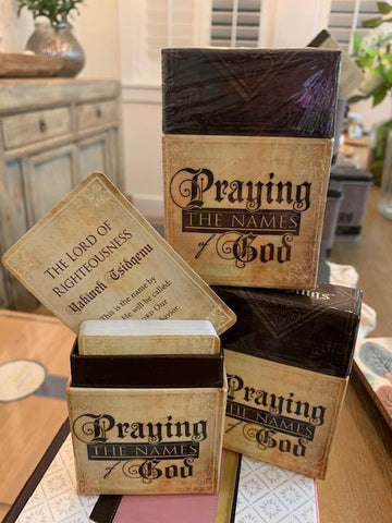 Box - Praying The Names of God