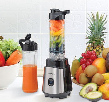Rosewill™ Personal Blender Smoothie Juice Shakes Mixer 2 Portable Bottle 300W BPA-Free