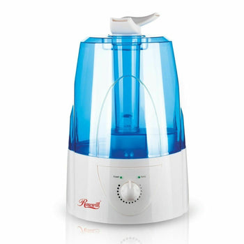 Rosewill Ultrasonic Cool Mist Humidifier w/5L (1.3 Gallon) Tank, Quiet Adjustable Dual Nozzles