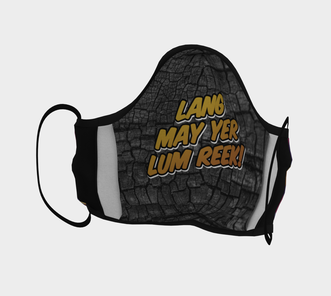 Tartan 7 Inside Out Mask