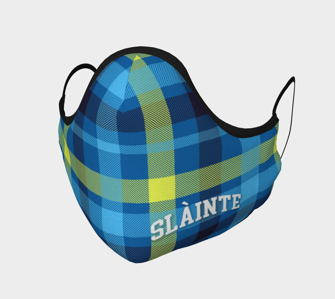 Tartan 4 Inside Out Mask