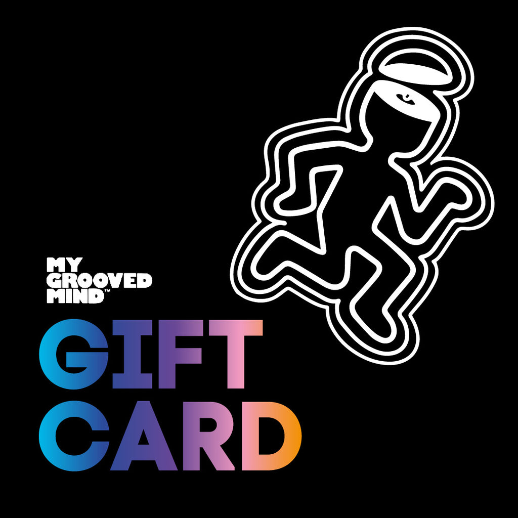 My Grooved Mind Gift Card