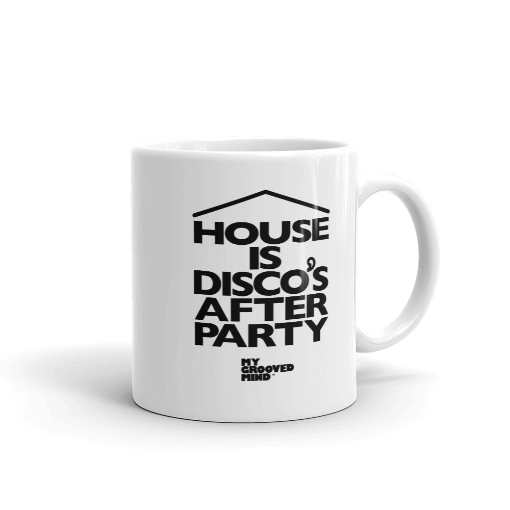 House Is Disco's After Party Mug