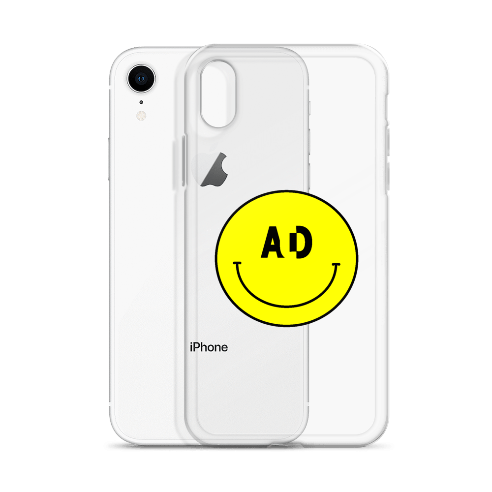 Acid House Smiley iPhone Case