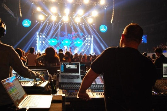 5 Must-Haves for Live Mixing