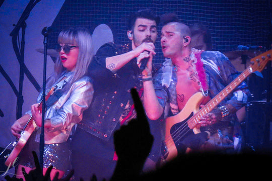 DNCE - Touring and Mixing FOH