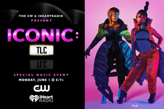 ICONIC: TLC on the CW