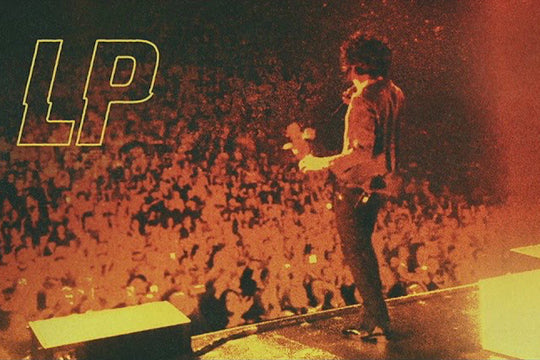 LP Live in Moscow, Tour & Album
