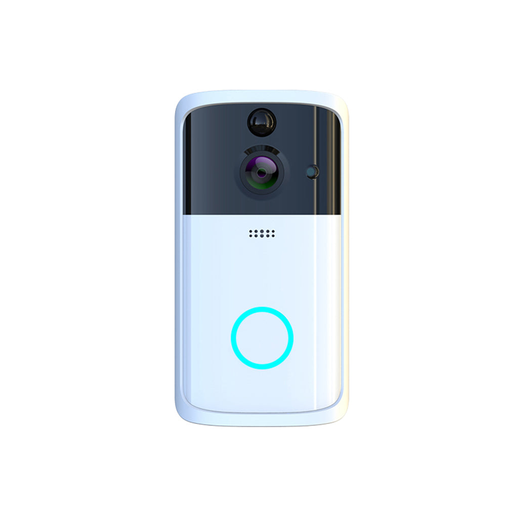 Wireless Smart Video Doorbell Smart Home Two-way Audio Remote Security