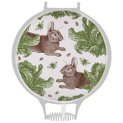 Thornback & Peel Rabbit & Cabbage Hob Cover for use Aga Range Cookers - The Chef Pad Shop