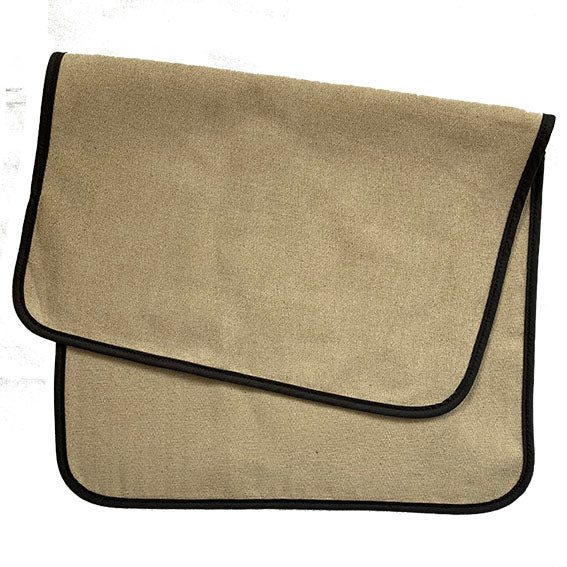Utility Oven Cloth With Grey Binding - The Chef Pad Shop
