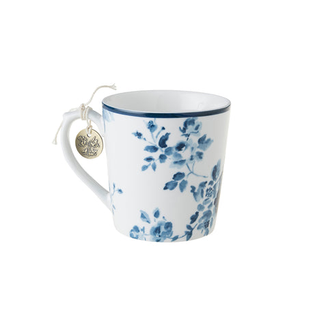 Laura Ashley Blueprint - Rose Mug - The Chef Pad Shop