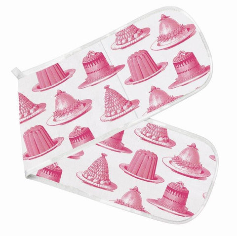 Jelly & Cake Double Oven Glove by Thornback & Peel