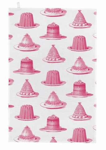 Thornback & Peel - Tea Towel - Jelly & Cake - The Chef Pad Shop