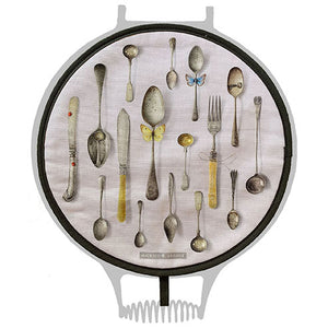 Michael Angove Cutlery Chef Pad for use with Aga range cookers - The Chef Pad Shop