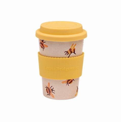 Emma Bridgewater Bumblebee Rice Husk Travel Mug - The Chef Pad Shop