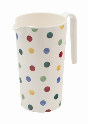 Emma Bridgewater - Polka Dot Large Melamine Jug - The Chef Pad Shop