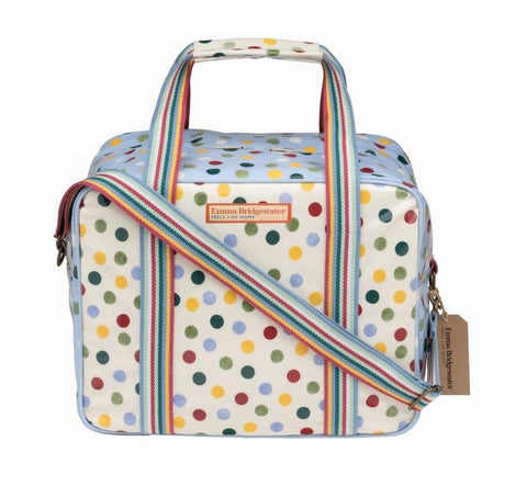 Emma Bridgewater - Polka Dot Picnic Cool Bag - The Chef Pad Shop