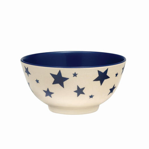 Emma Bridgewater - Starry Skies 2 Tone Melamine/Bamboo Bowl - The Chef Pad Shop