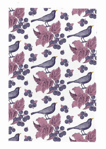 Thornback & Peel - Tea Towel - Blackbird & Bramble - The Chef Pad Shop