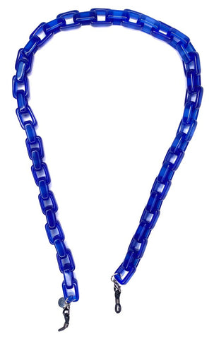 AMORE ITALIA Glasses Chain Dolce Navy Blue