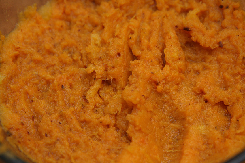 Bickford Mashed Sweet Potatoes