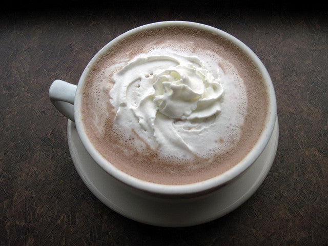 Irish Hot Chocolate
