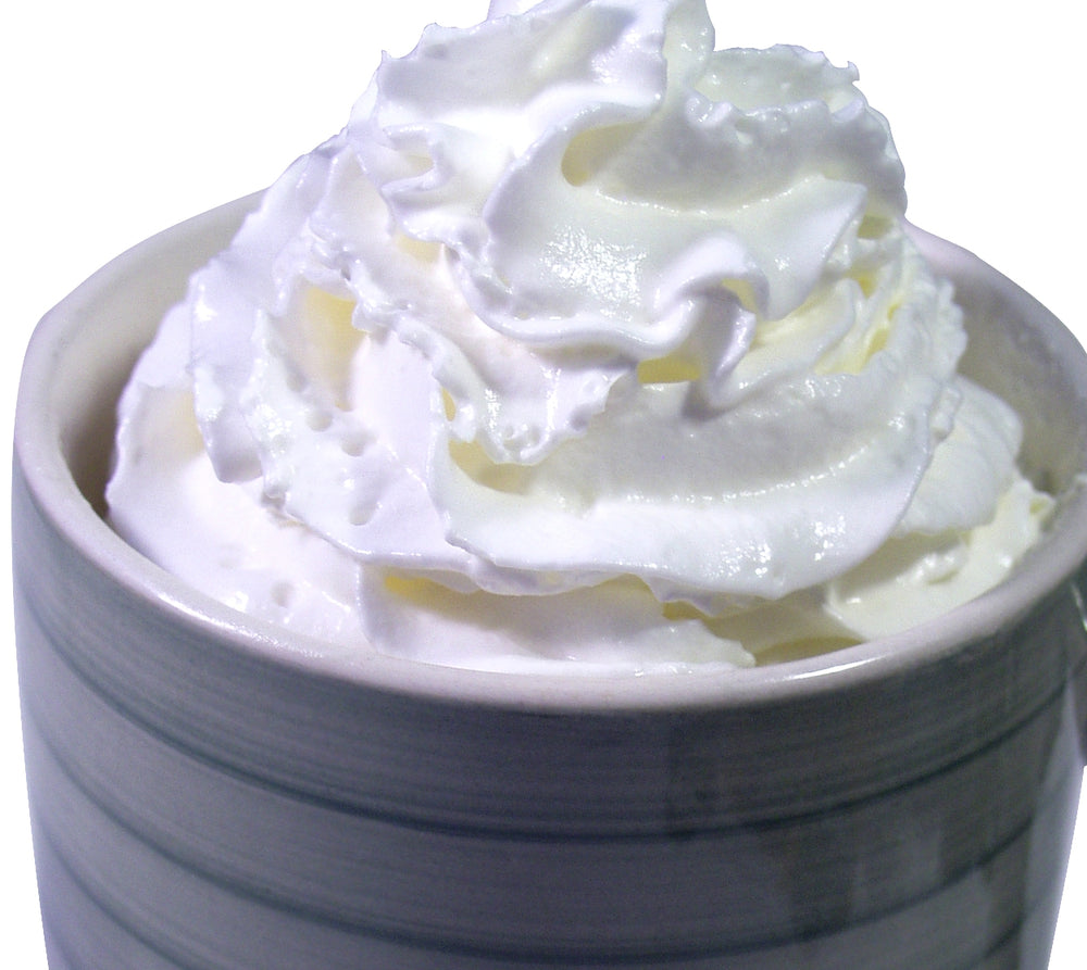Orange Grand Marnier Whip Cream