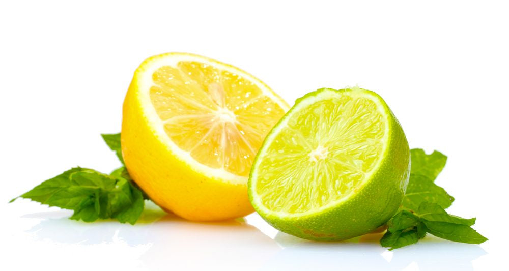lemon lime extract water soluble hard oil