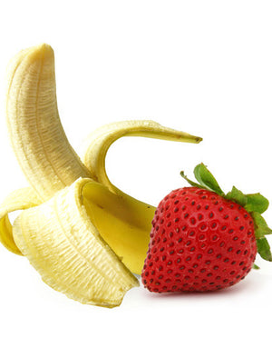 Banana Strawberry Flavor