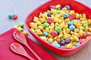 Crunch Cereal Oil
