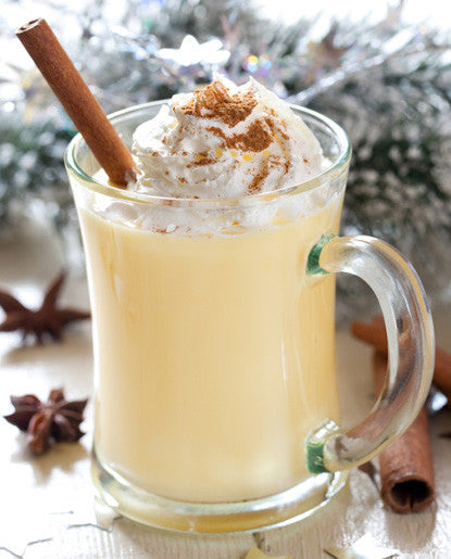water soluble eggnog flavor