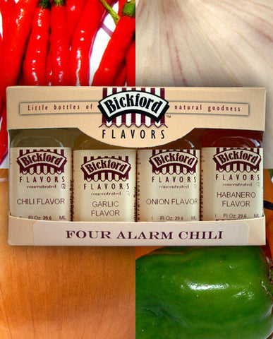 Four Alarm Chili Collection